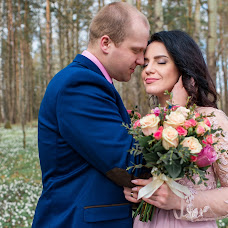 Wedding photographer Natalya Sidorovich (zlatalir). Photo of 07.06.2018