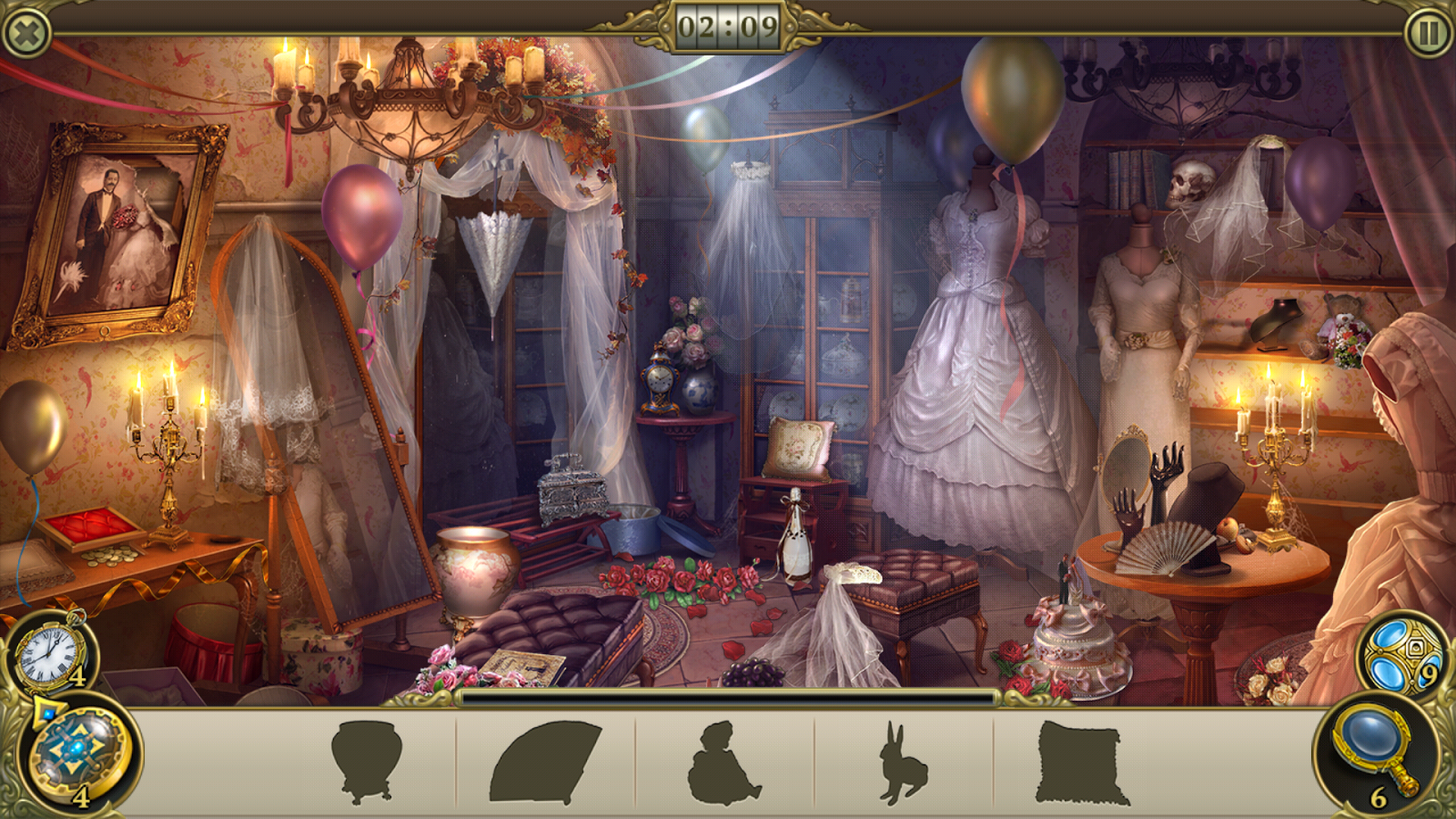Hidden City®: Mystery of Shadows- screenshot