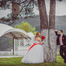 Wedding photographer Anastasiya Fayzulina (nastyaart). Photo of 02.07.2018