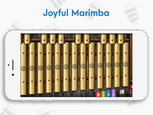 Xylophone, Glockenspiel and Marimba for Free 1.4.1 screenshots 3