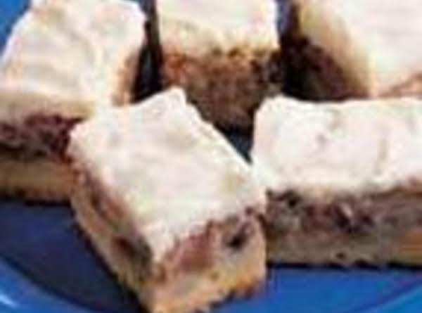 Sweet Rhubarb Custard Bars