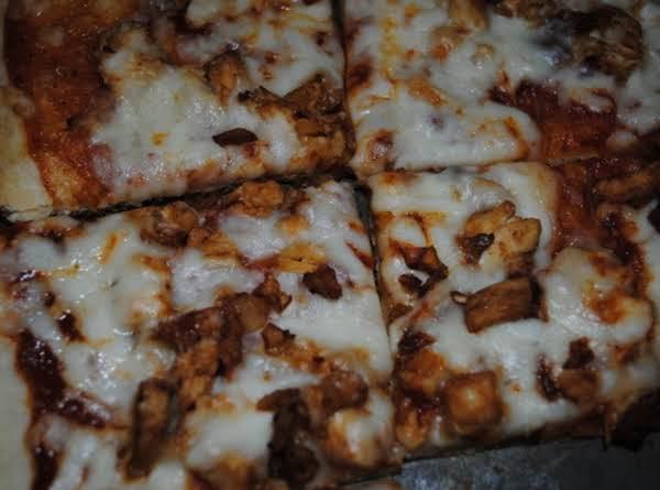 Awesome Barbecue Chicken Pizza Recipe