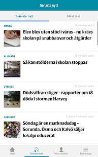 Nynäshamns Posten - náhled