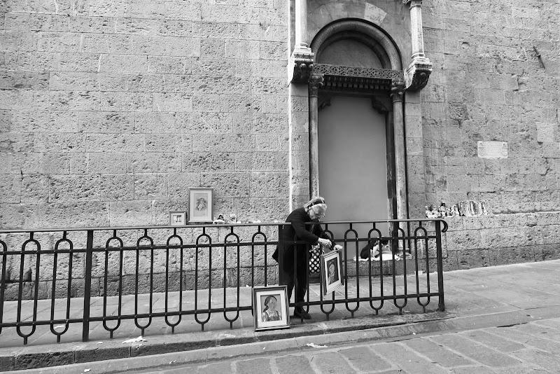 la vecchietta di San Lorenzo Genova di berna