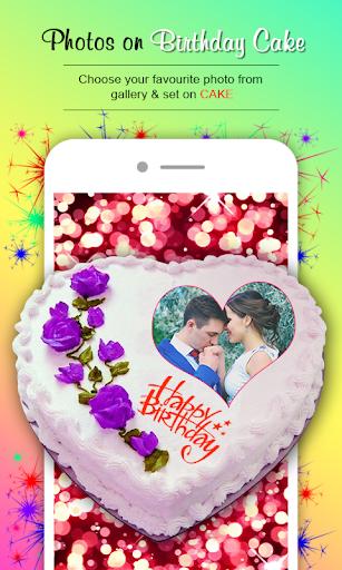 Name Photo On Birthday Cake Hd Frames Apk Download Apkpureco