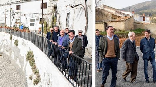Inversiones en Chercos y Senés para su desarrollo turístico e industrial