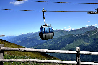 Photo: Bergbahn