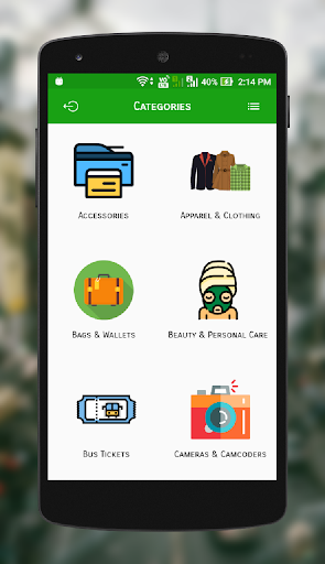 Grab Deals - Offers & Coupons 2.0.3 screenshots 2