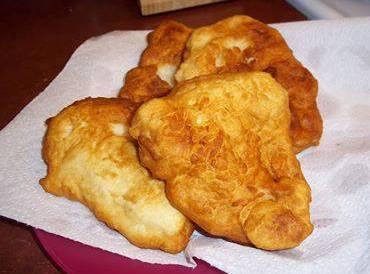 Navajo Fry Bread Recipe