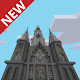 Hogwarts School - Map for MCPE