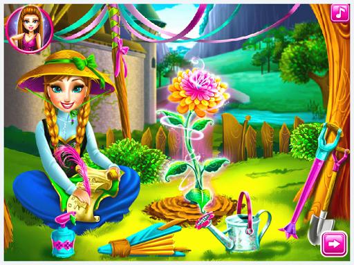 เกมส์นางฟ้าปลูกดอกไม้|玩模擬App免費|玩APPs