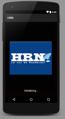 HRN - screenshot
