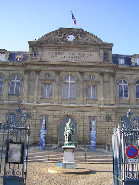 Photo: セーヴル(Sèvres) 陶磁器美術館