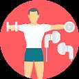 Fitness Exercise Running Music - Coaching apk