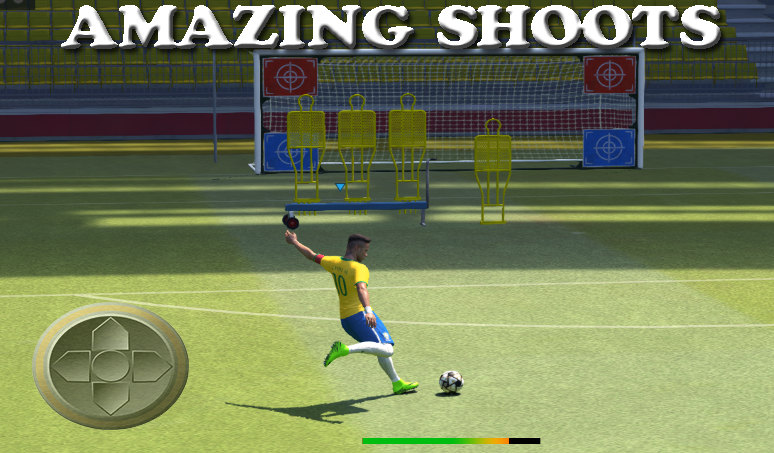 Soccer 2017 Game- screenshot