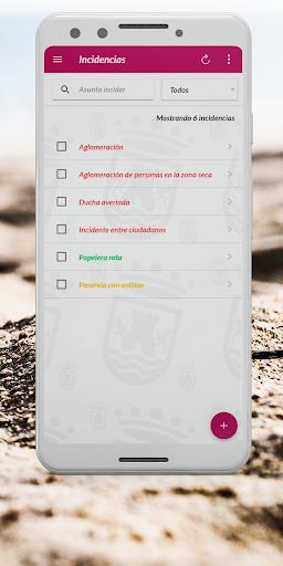 PlayasApp Chiclana screenshot 5