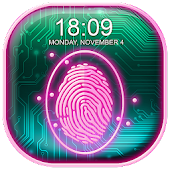 Fingerprint App Lock Prank