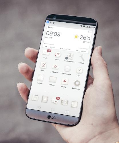 Download Elegant UI Theme LG G6 G5 & V20 V30 APK latest version app