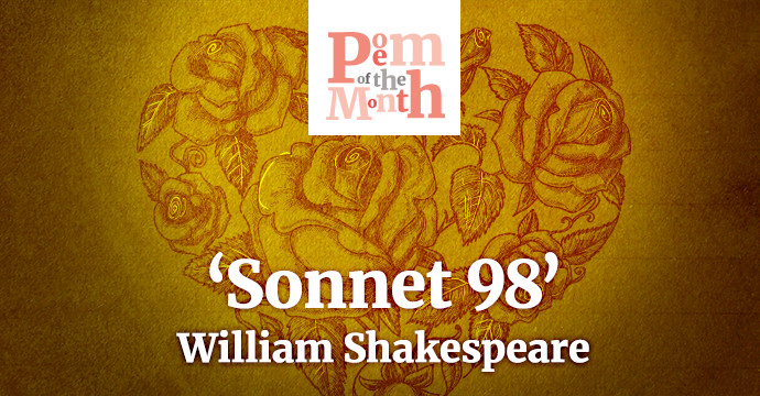 sonnet 98 william shakespeare