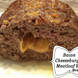 Bacon Cheeseburger Meatloaf Roll