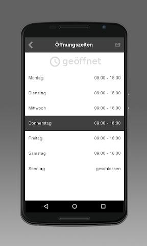 android Ninos Naturstein & Fliesen Screenshot 1