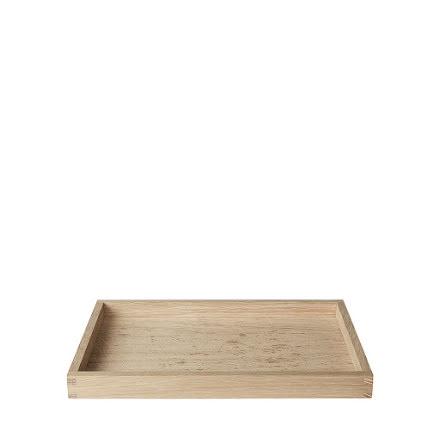 BORDA, Bricka 20x30 cm, Ek