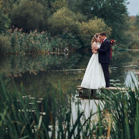 Wedding photographer Dmitro Lisyuk (dimontito). Photo of 05.11.2017