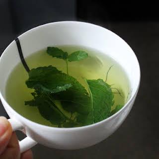 Peppermint Tea Recipes.