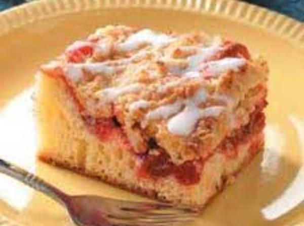 Bisquick Cranberry-nut Coffee Cake Recipe