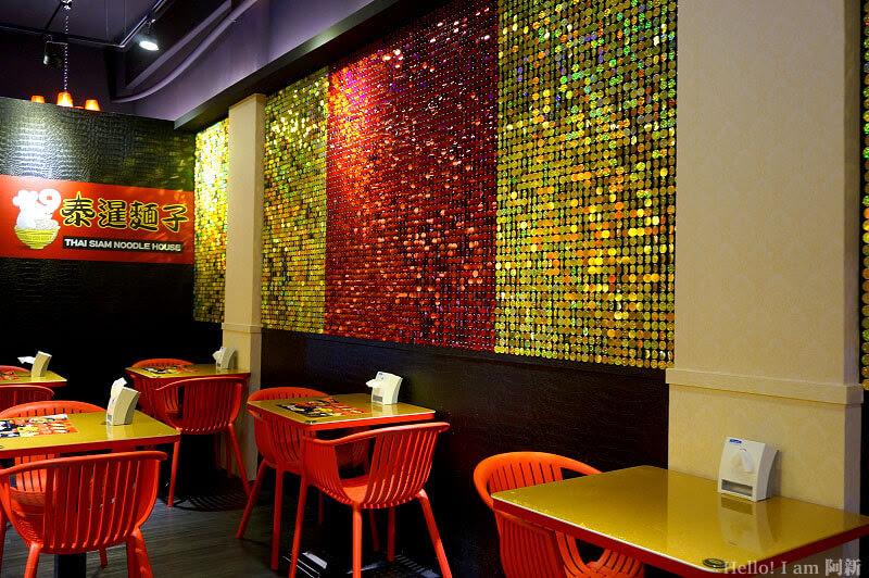 泰暹麵子,勤美綠園道餐廳-3