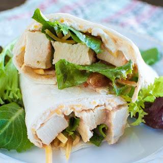 Creamy Chicken Tortilla Roll Ups