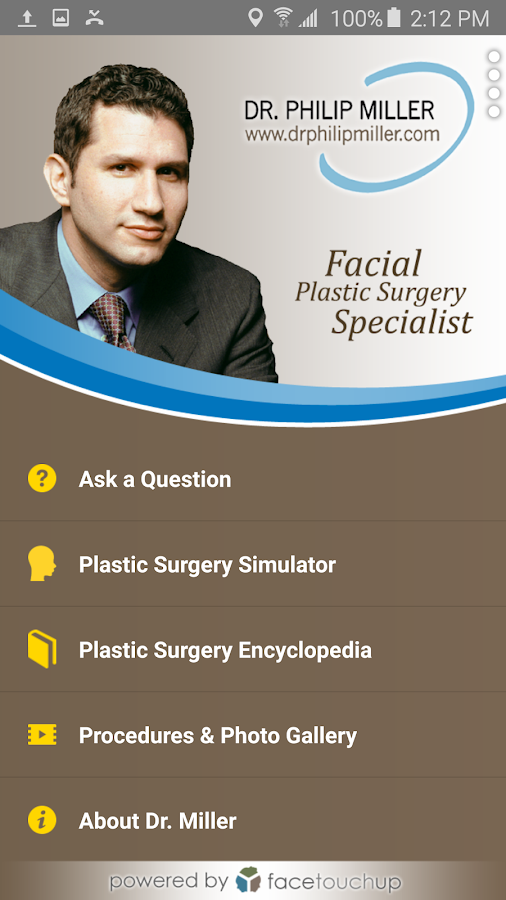 Plastic Surgery w/ Dr. Miller- screenshot