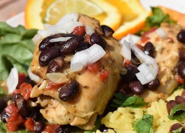 Chicken Havana Recipe