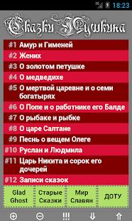Сказки Пушкина А. С. - náhled