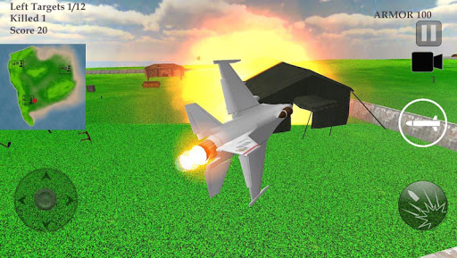 Air Fighter Simulator