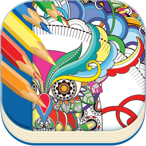 Coloring Book for Adults (app)