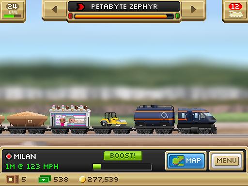 Pocket Trains: Tiny Transport Rail Simulator 1.3.9 screenshots 8