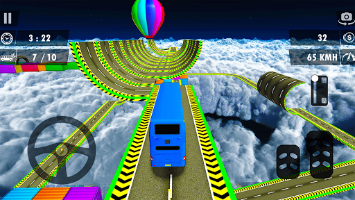 Impossible Bus Stunt Driving Game: Bus Stunt 3D 0.1 screenshots 4