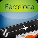 Barcelona Airport (BCN) Radar icon