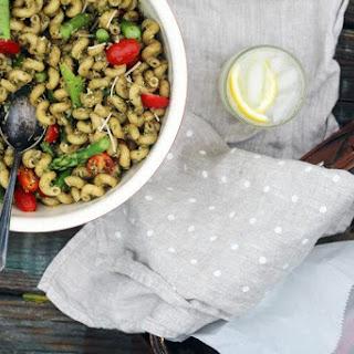 Basil Pesto Pasta Salad Recipes.