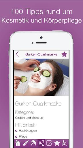 100 Tipps rund um Kosmetik  screenshots 1