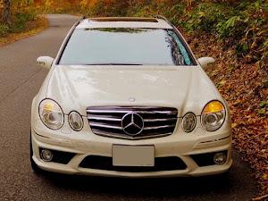 Eクラス ステーションワゴン W211 W211 E350のカスタム事例画像 福さん55さんの2020年10月20日22:23の投稿