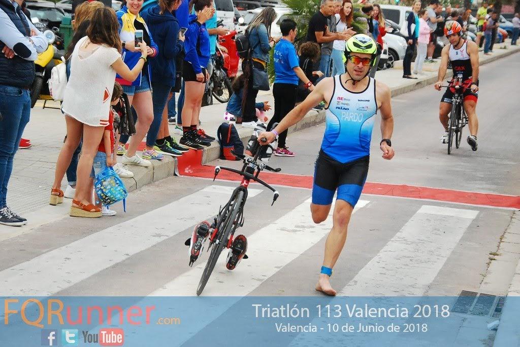 Fotos Triatlón 113 Valencia 2018