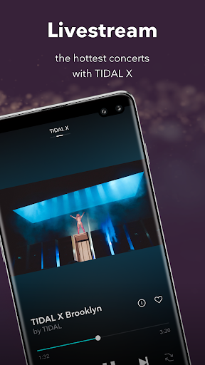 TIDAL Music - Hifi Songs, Playlists, & Videos screenshots 8