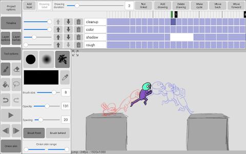 ����� ���� �������� RoughAnimator animation v1.4.5 ���������