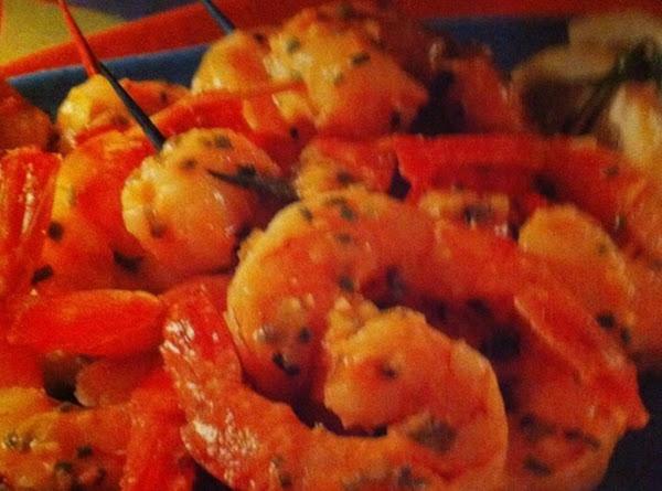 Spicy Marinated Shrimp Recipe
