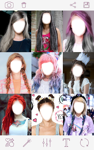 Girls Hairstyles  screenshots 4