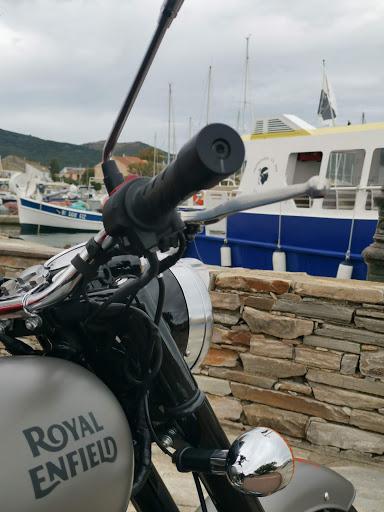 La Corse en Royal enfield avec France Moto voyages