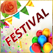 Festivals Greeting Cards Maker‏ APK