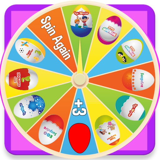 Wheel Of Surprise Eggs file APK Free for PC, smart TV Download